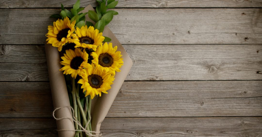 Meaning of gifting sunflowers