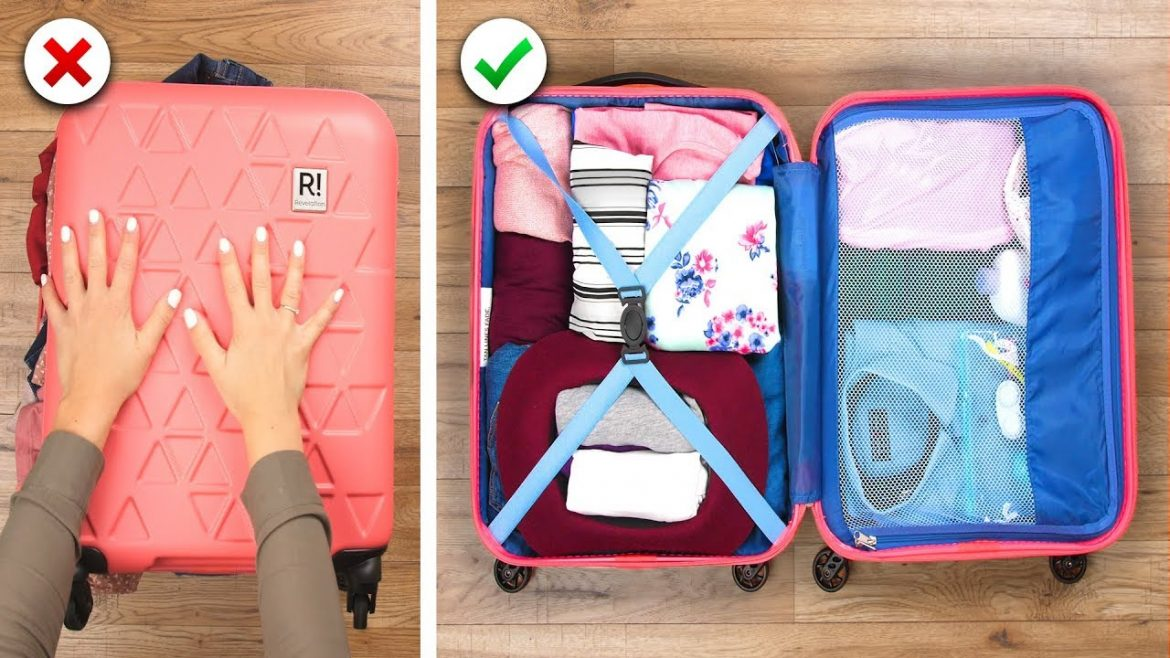 How travelling is very important with vaccum bags?